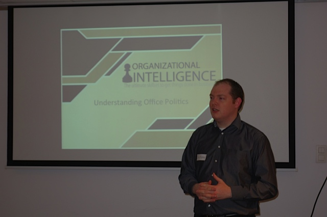 Organizational Intelligence Workshop